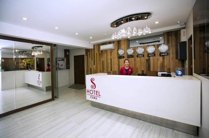 Great Deals at The S Hotel and Residences, Cebu City, Philippines! Book a Room Now!