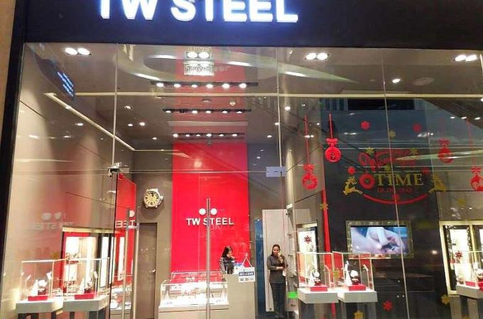 TW Steel – SM Seaside City Cebu Philippines