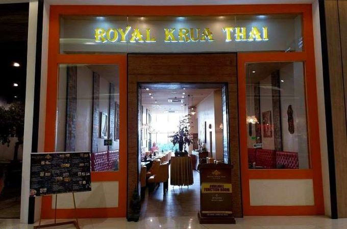ROYAL KRUA THAI SM Seaside City Cebu Philippines