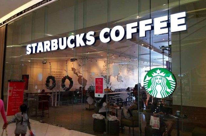 Starbucks Coffee – SM Seaside City Cebu Philippines