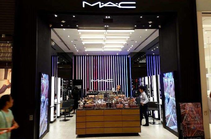 MAC Cosmetics SM Seaside City Cebu Philippines